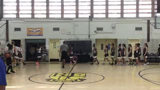 Long Island Lutheran (LuHi) victorious over Positive Direction - 1, 47-23