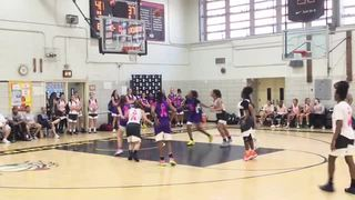 Long Island Lutheran (LuHi) triumphant over Craig's Lady Terriers, 41-37