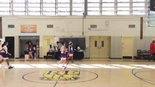iExcel - Gold with a win over Team Providence Athletics - Carlos Silver, 39-20