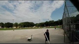 Silver Hawks Dennison/McNulty vs Lemont Rockers SS