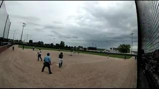 White Sox Elite vs Silver Hawks Dennison/McNulty