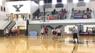 Team 8 wins 63-43 over Team 7