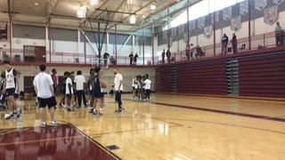 Team 1 to shake it off after latest loss, 66-60