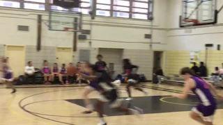 New Jersey Sparks KG - 18u (Keith) picks up the 56-34 win against City Rocks NY - Black