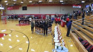 Things end all tied up between Marist, IL and Skyhawks