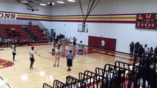 Beaumont United HS picks up the 46-40 win against Woodlands Christian