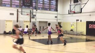 Lady Snipers - Women United Basketball defeats Lady Ratz Elite, 47-35