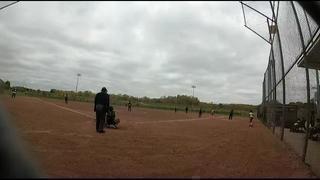 Naperville Diamonds (KZ) vs Ohio Hawks 16u - Lenos