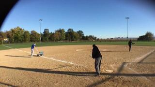 BATS 18u - Lewis/Everson vs Naperville Diamonds 18u