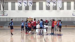 Blue Team vs Red Team