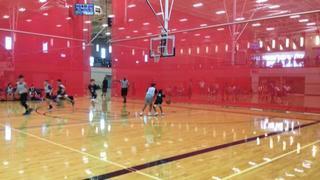 BRADLEY Basketball Academy picks up the 48-15 win against HCI