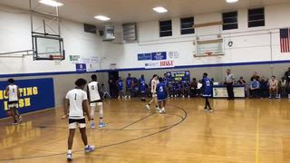 Huntington Prep triumphant over New Faith Christian Academy, 80-57