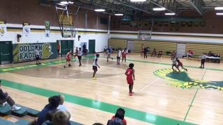 Franklin Prep Academy High School getting it done in win over Piedmont Classical B, 47-31