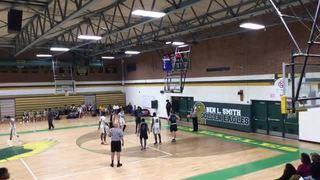 Lake Norman Charter wins 53-51 over Combine Academy Regional High School