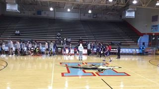 School Of Lewisville  puts down St. Louis Christian Academy  with the 87-60 victory