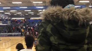 Park Center gets the victory over St. Michael-Albertville, 72-69