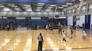 Cretin-Derham Hall triumphant over St. Louis Park, 60-59