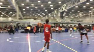 Team Final Red defeats Hills United Basketball, 51-29