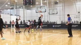 Team Durant picks up the 50-43 win against Team Jacko
