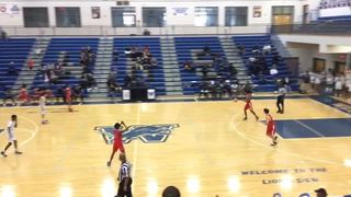 Eagles Landing Christian Academy emerges victorious in matchup against Cumberland Christian , 83-73