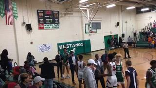 Davidson Day steps up for 67-49 win over Christ School