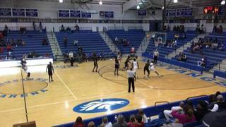 Tri Cities puts down Bartlett with the 62-57 victory