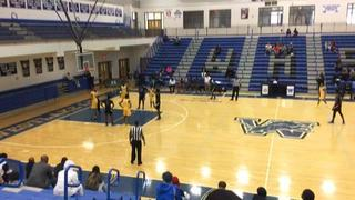 Benjamin E Mays HS gets the victory over Booker T Washington HS, 63-53