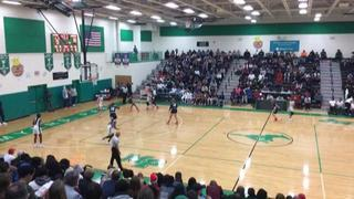 Myers Park emerges victorious in matchup against Cuthbertson, 52-39