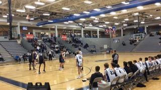 Eastview with a win over Blaine, 82-50