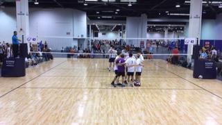 Vegas United B16White (SC) (17) 2 A4 Volley 16 Boys (SC) (38) 0