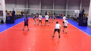 A4 Volley 16 Boys (SC) (38) wins 1-0 over Balboa Bay 16Green (SC) (29)