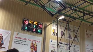 BC Christian Academy (CANADA) picks up the 50-48 win against Swish Academy (New Zealand)
