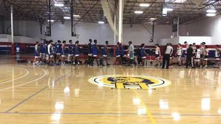 Hillcrest steps up for 98-61 win over Impact