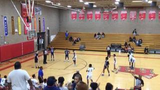 Twin Cities Academy wins 58-57 over Cristo Rey 7