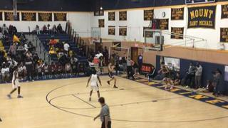 Our Saviour Lutheran with a win over Westtown School, 70-61