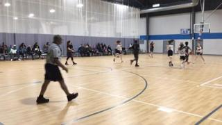 CE Hoops emerges victorious in matchup against TWE RED, 35-31