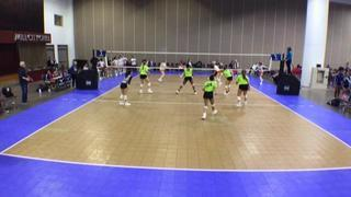 Things end all tied up between Texas Tornados 18 Adidas and PZAZ 18