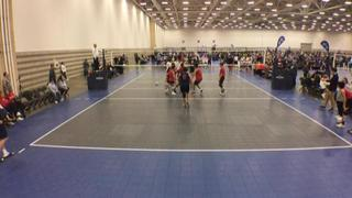 ACAD Boys 15 Red 2 VCD 15U BLACK 0