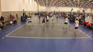 ACAD Boys 15 Red 2 AJV 15 Mizuno Boys 0