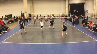 HVA 15 PERFORMANCE RED wins 2-0 over ACAD Boys 15 Red