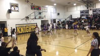 Bishop Montgomery picks up the 79-40 win against St. Anthony