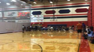 Bradley Basketball Academy Black 23 Cedar Park Celtics Gold 17