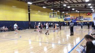 Give Sports with a win over UPlay Genesis, 54-40