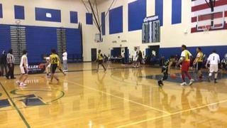 Nova 94 Feet getting it done in win over Unknown Talent, 64-19