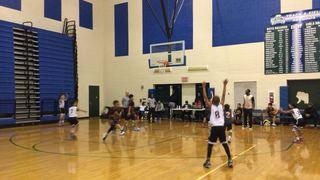 VA Hokies wins 44-33 over Durant