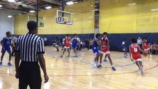 Paul George Elite gets the victory over 1 Time, 54-50