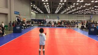 Things end all tied up between Aggie Elite 14 National and Alamo 14 Premier