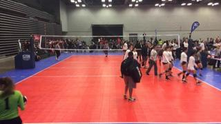 Attack 18 Black wins 1-0 over South TX 181