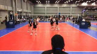 AP 16 adidas defeats ACE 16 Smack, 2-0