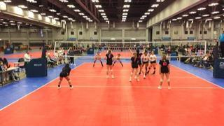 Things end all tied up between TX LEGACY - 17 ELITE and SA Force 172 National